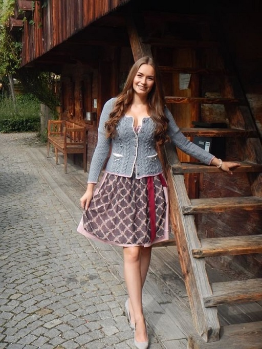 miss bayern tracht interview oktoberfest wiesn