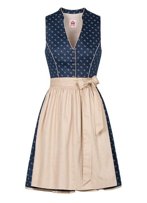 damen tracht dirndl traditionell
